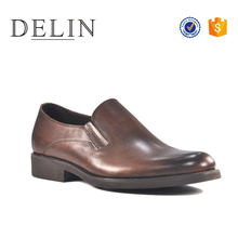 Good quality most comfortable upscale vintage men leather shoes