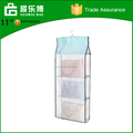 Pvc Synthetic Leather Nonwoven Fabric Handbag Hanging Storage Pockets