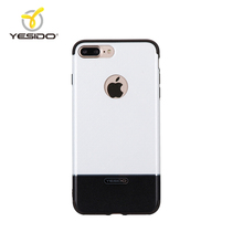 Yesido china goods wholesale customizable phone case for iphone 7plus cheap cell phone cases white