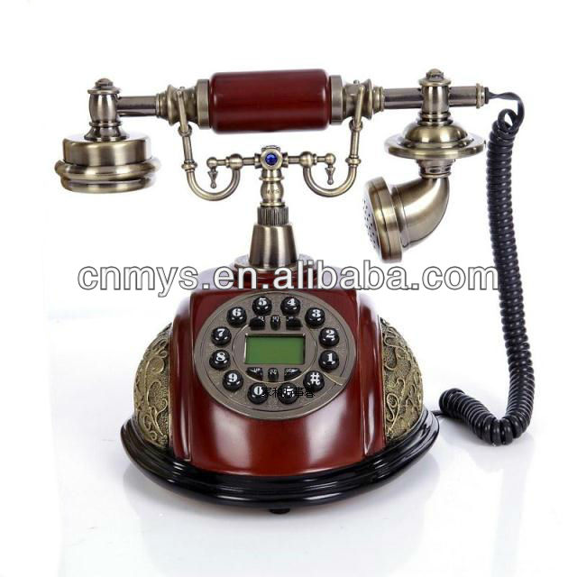 Hot sale vintage Corded Telephone with Caller ID