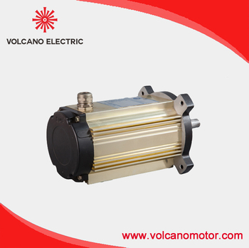 high torque 750W 110v Brushless DC Motor 1500rpm