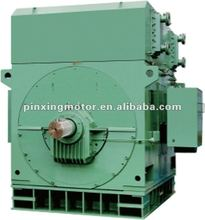 high voltage three phase Asynchronous motor electric 2500KW
