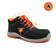 middle cut safety shoes brand safety footwear designer safety boot ITEM#JZY1304SB