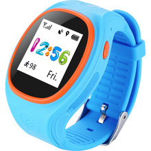 Color Screen GPS tracker & SOS smart watch for kids