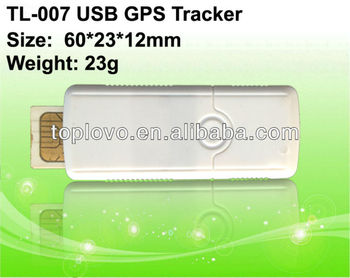 minimum gps gprs tracker module SMS/GPRS for person TL-007