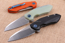 OEM 58-59HRC 9cr18mov hunting collection knives with G10 handle