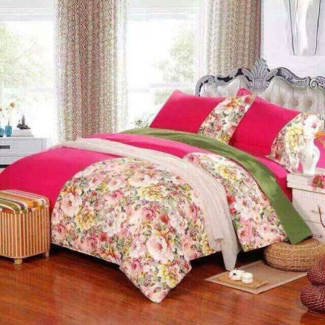 Luxury fancy tourmaline bedspreads