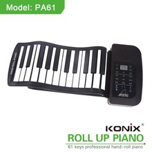 EGifts For Medical Student 61 Key Electric Flexible Roll up Keyboard usb Shop China Korg Piano Educational Supplies Keys Walmart