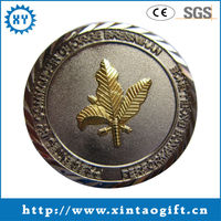 Hot Sale 2017 Customized Commemorable Metal