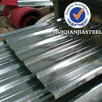 SGCC DX51D SGLCC Hot Dipped Galvanized Corrugated Steel / Iron Roofing Sheets Metal Sheet