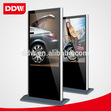 55'' Floor Stand LCD Digital Signage, Advertising Player, Digital Signage Display