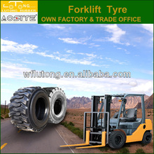 Large tire production line wholesale all kinds of forklift tyre