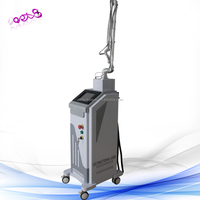 Acne removal/freckle removal/scar removal rf co2 fractional laser for skin resurfacing beauty machine
