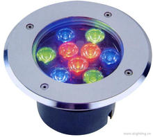 Color Changing Swimming Pool Recessed DMX Led Underground Light