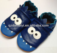 Soft Leather Baby Shoes Small Order Accept