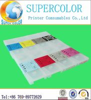 NEW Remanufactured High queality low price refill ink cartridge for EPSON 7800 9800 7880 9880 with permanent chip