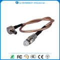 Factory direct high quality TS9 connector to FME RF cables for huawei Modem