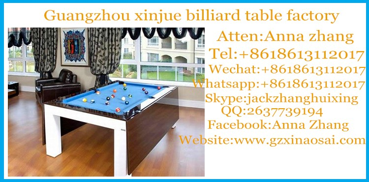 The newest Solid Wooden cheap bar billiards tables for sale