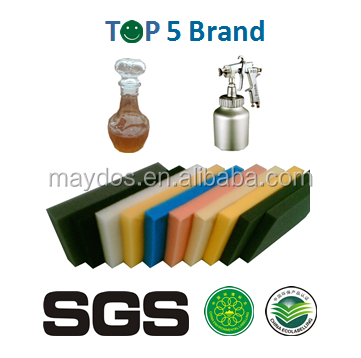Maydos Non-inflammable Fast Dry SBS Sprayable Sponge Glue(Top 5 Manufacturer in China)