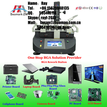 High quality hot air station BGA rework station SMT/SMD AUTO LED soldering machine