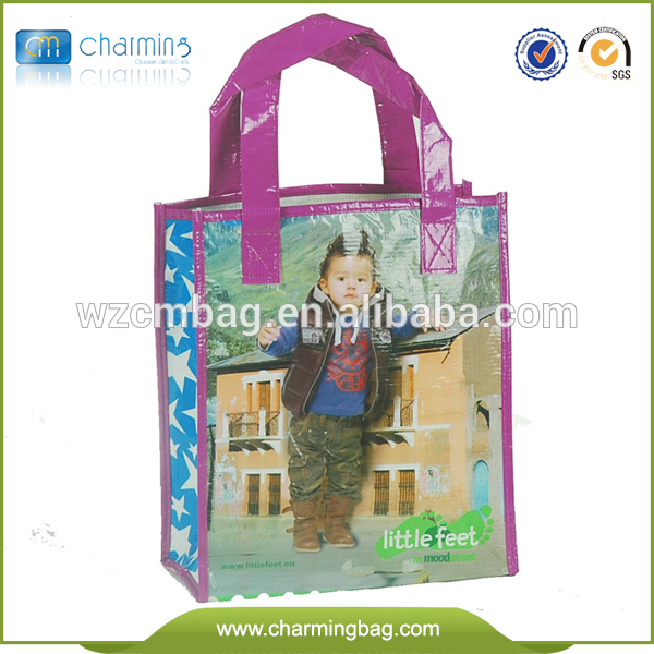 New selling fashion design promotional polyester drawstring bag