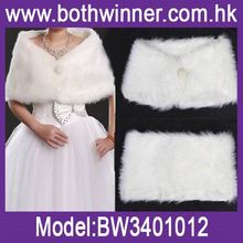 Innovative new products faux fur wedding jackets ,h0tmb shawls and scarves pashmina for sale