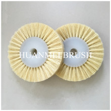 Low Cost Polishing Sisal Wires Disc Brushes