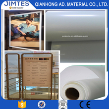 Super white front print backlit film high quality standard use for LED light box