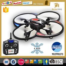 New 2017 ufo 2.4g 4-axis aircraft rc quad copter