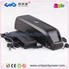 Down tube style samsung cell e-bike battery 48v lithium ion battery 48v 11.6ah electric bike battery