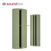 DQ Combinatory Easeapps DQ Corner Basstrap R300W acoustic solutions material for walls