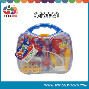 Wholesale Toys Doctor Kit Plastic Kids Doctor Game Toy for Kids