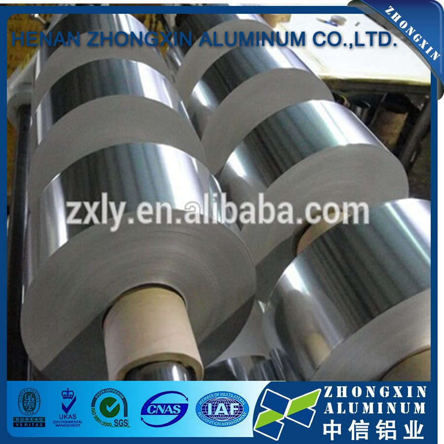 Chinese factory offers chemical formula aluminum foil with certificatiopns for sale in 2017