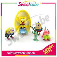 big surprise egg candy toys