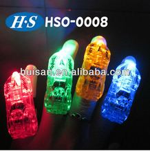 Hot Sale kids toys finger ring flashing led light