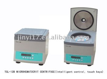 TGL-12B Benchtop High Speed Digital Microcentrifuge (CE)