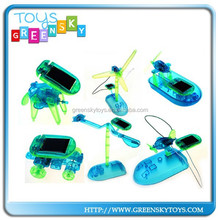 fashion solar powered toy for kids