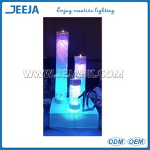 3 AAA batteries Power Bright Led Light Base For Table Decoration