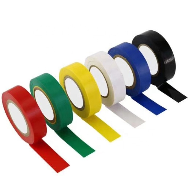 Free Samples Colorful UL510 PVC Flame Retardant Electrical Insulation Tape <strong>3</strong>/4&quot;&quot;x <strong>10</strong> <strong>y</strong>