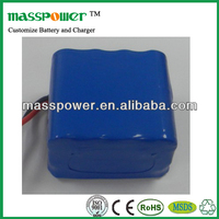 Rechargeable 12 volt lithium ion battery