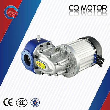 60V 1.2KW-3KW open-type electric sightseeing car BLDC hub motor