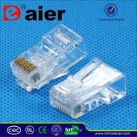 Daier 8P8C-CAT6 RJ45 Cat6 Connector Plug