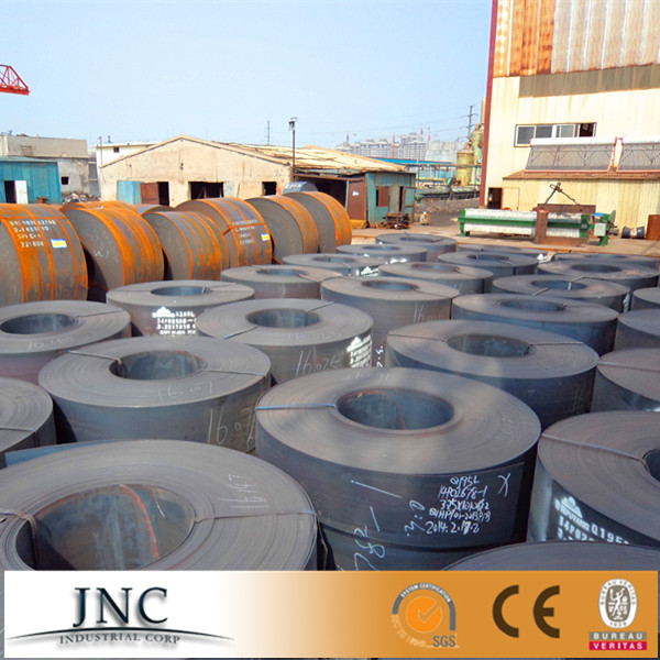 Chinese factory directly sale hot rolling coil/hrc ss400/hot rolled steel st37