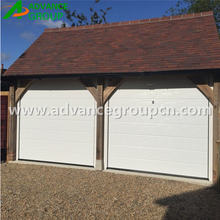 Sandwich Panel Garage Door With PU Foam And CE