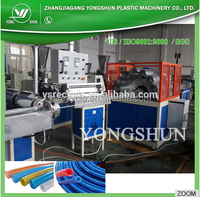 PVC EVA spiral flexible pipe machine Vacuum cleaner hose production line