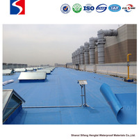 pvc swimming pool liner/ PVC basement waterproofing roof membrane