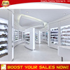 High quality creative cosmetics display shelf for display cosmetic shop design