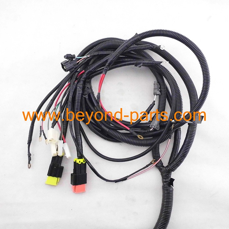 excavator external wiring harness zx240 zx250 zx270 zx300 ecu engine and wire harness