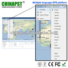 GPS tracking software with open source code, web based software, tracking platform PST-AGTS