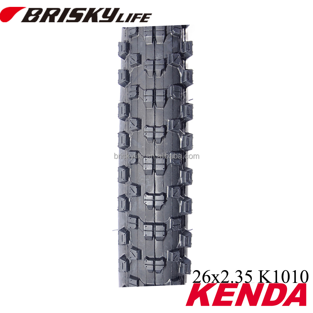 KENDA Solid Rubber bicycle tyre 26x2.35 for Mountain bike